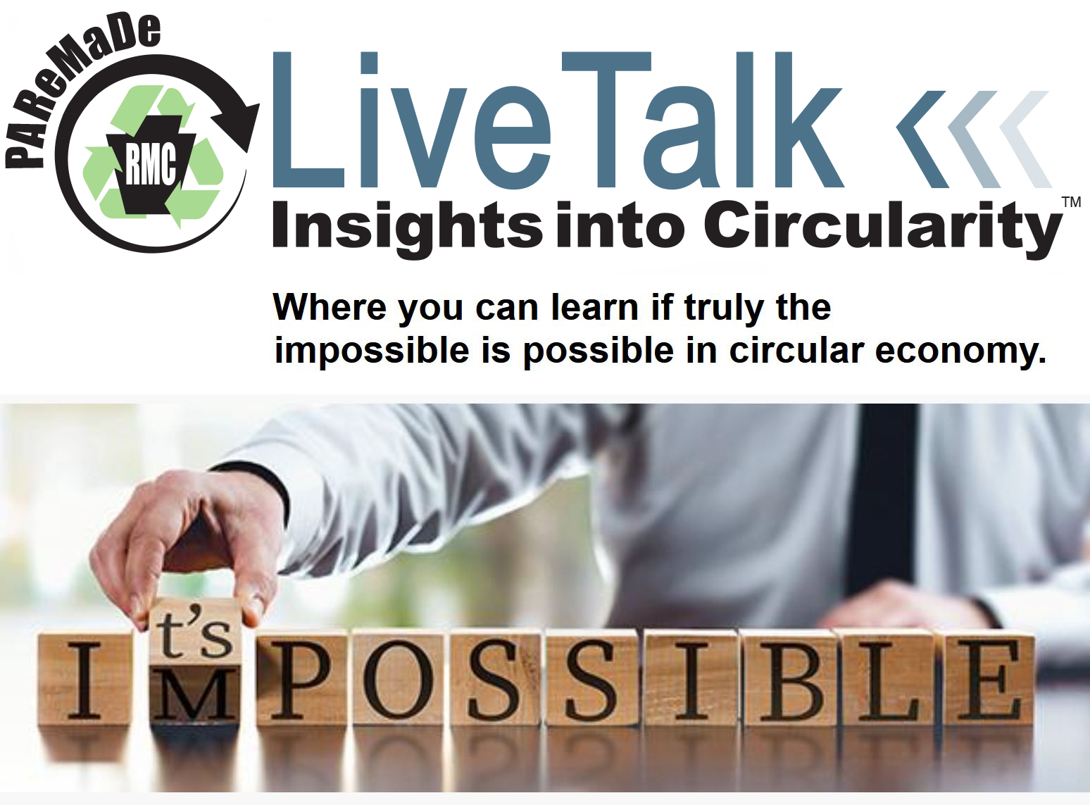 Insights in Circularity