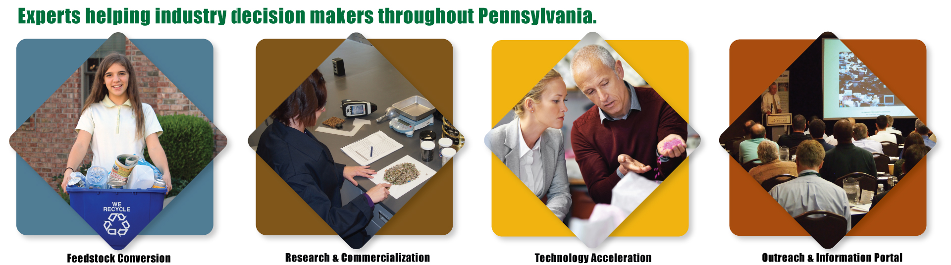 Pennsylvania Recycling Markets Center